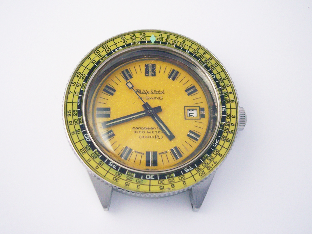 Omega watch serial number dating